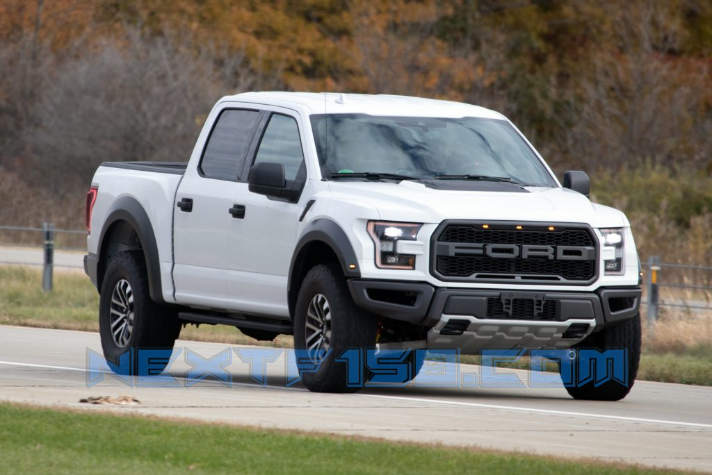 CAUGHT: Ford Testing The 2020 Raptor With A 7.0-Liter V8